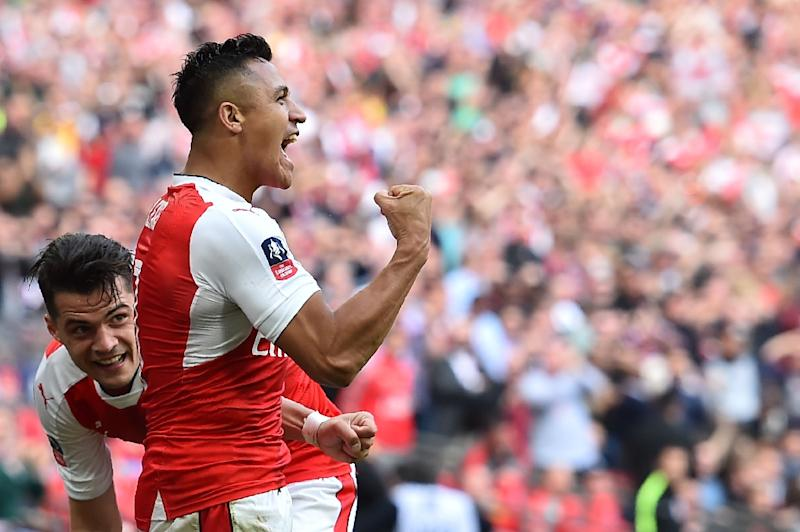 Arsenal win over City was for the fans - Alex Oxlade-Chamberlain