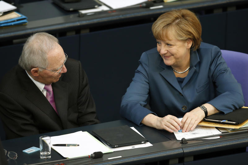 German economy seen bouncing back after Q4 dip