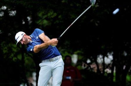 Johnson in control at BMW Championship