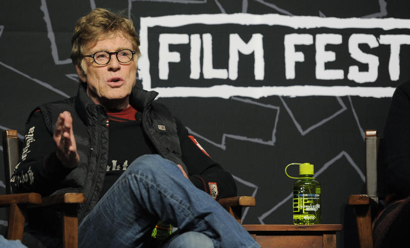 Redford: Diversity reigns at Sundance Festival