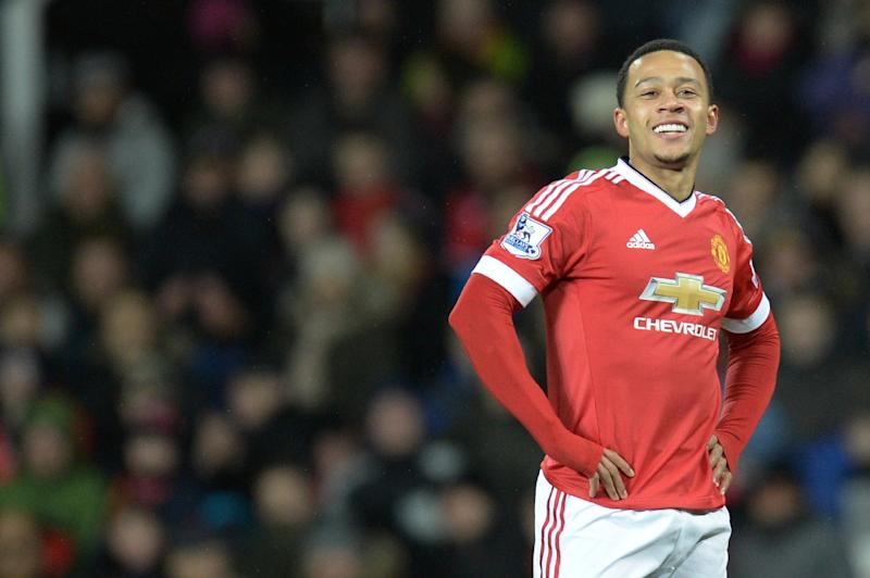 Dutch forward Memphis Depay has joined French club Lyon from Manchester United