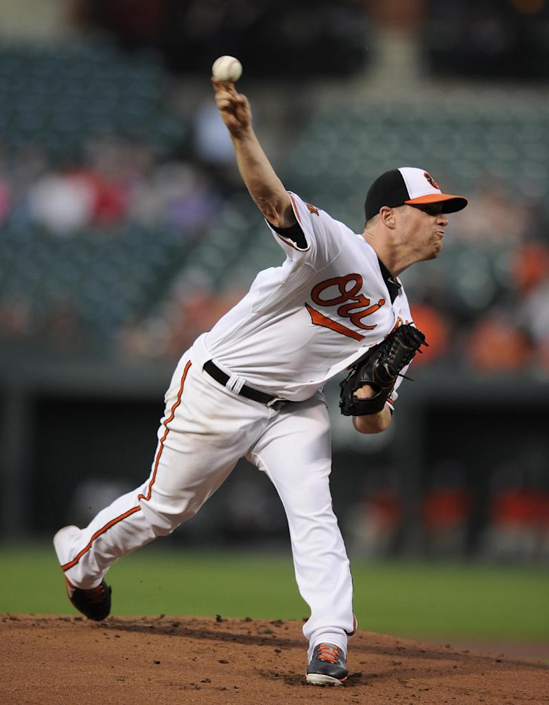 Porcello, Tigers defeat Orioles 4-1 in testy game