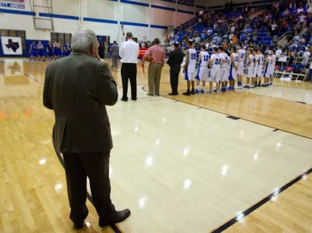 TAPPS Commissioner Edd Burleson after Beren Academy's state title loss — Houston Chronicle