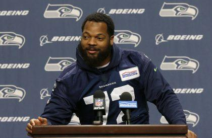 Michael Bennett inspired by Chance the Rapper to donate 2017 endorsements