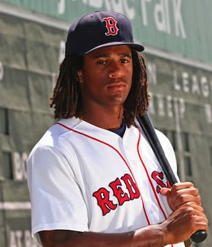 Red Sox rookie Shaq Thompson — Boston Red Sox
