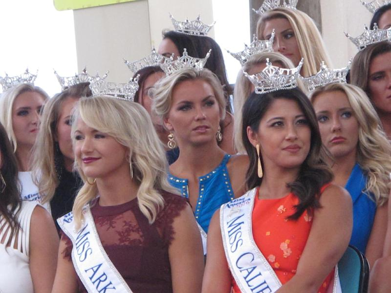 Miss Missouri is first openly gay contestant to compete for Miss America