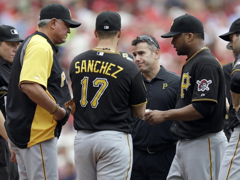 Bullpen picks up Pirates in 6-1 win over Cardinals