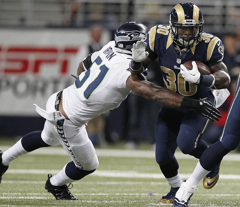 5 takeaways from Seahawks' 14-9 win over Rams