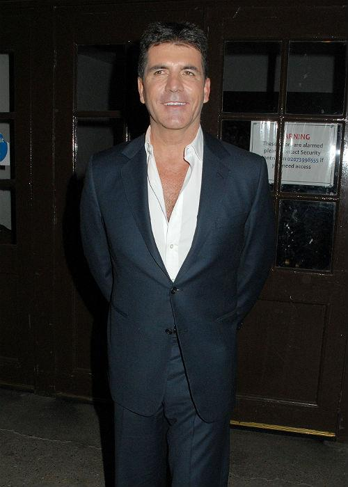 Despite being known for his high waistbands Simon Cowell completed the poll in twentieth place.