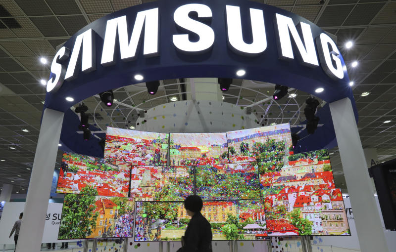 Samsung Is Mulling A Split Into Two Companies