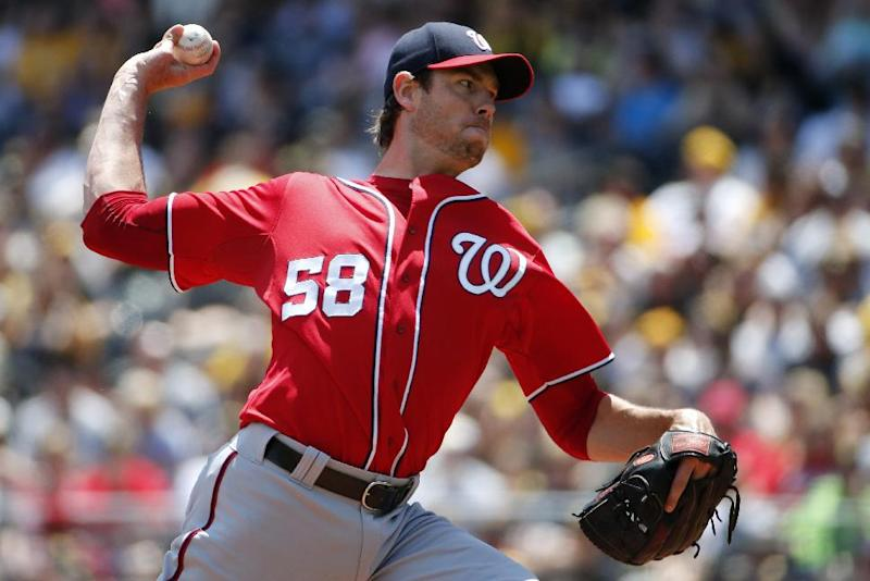 Nationals top Pirates 5-2, end 4-game skid