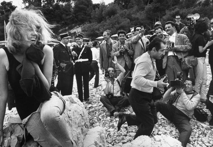 Paul Schutzer—Time & Life Pictures/Getty Images A Dutch actress, her name lost to history, poses for photographers at Cannes in 1962.  Read more: http://life.time.com/movies/cannes-classic-photos-from-the-glamorous-film-festival-in