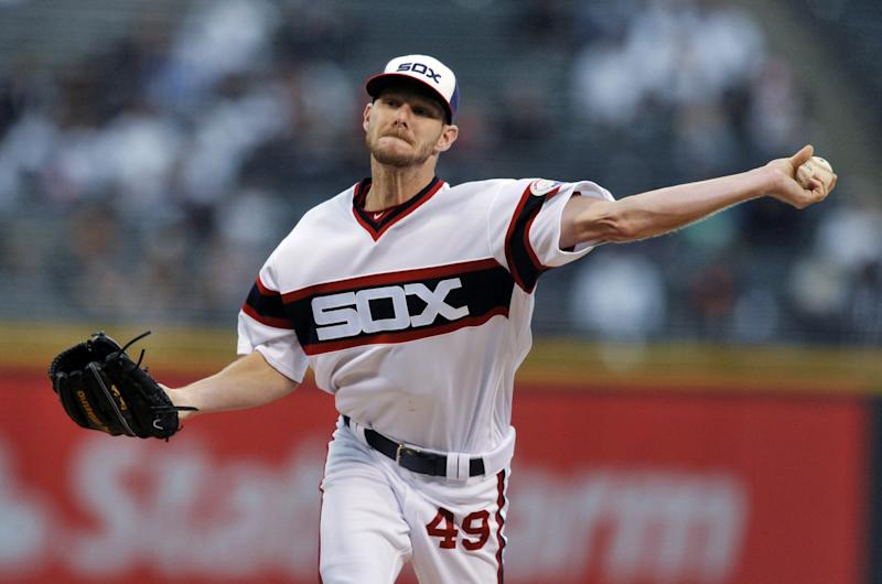 Will we finally see a Chris Sale trade? (AP)