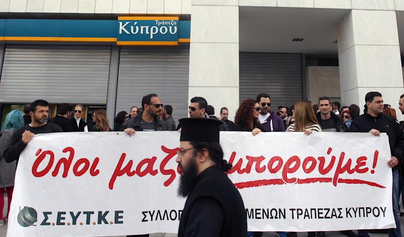 Greek markets recover losses from Cyprus crisis