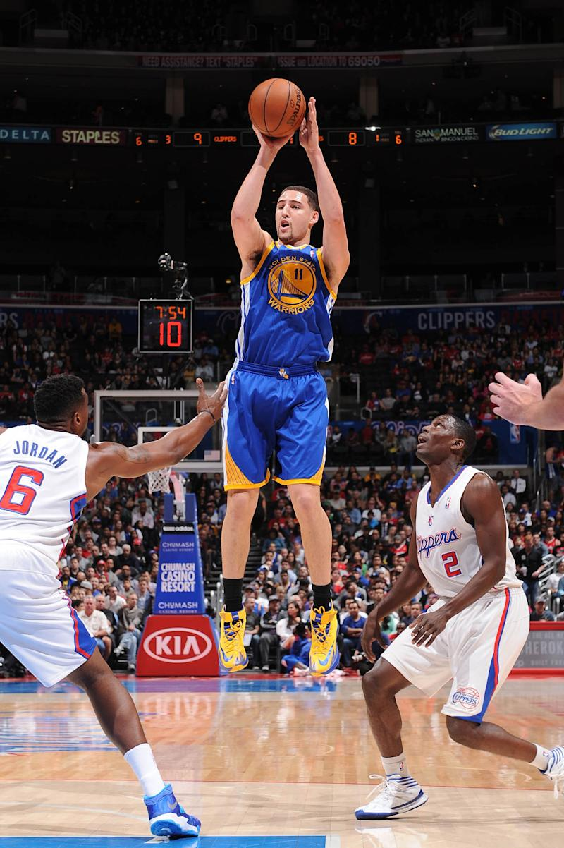 Warriors G Klay Thompson to miss Friday's game