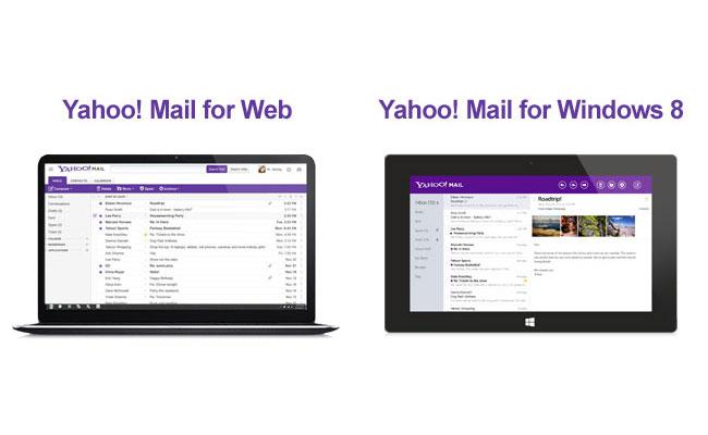 Yahoo revamps email in bid to catch up with Gmail