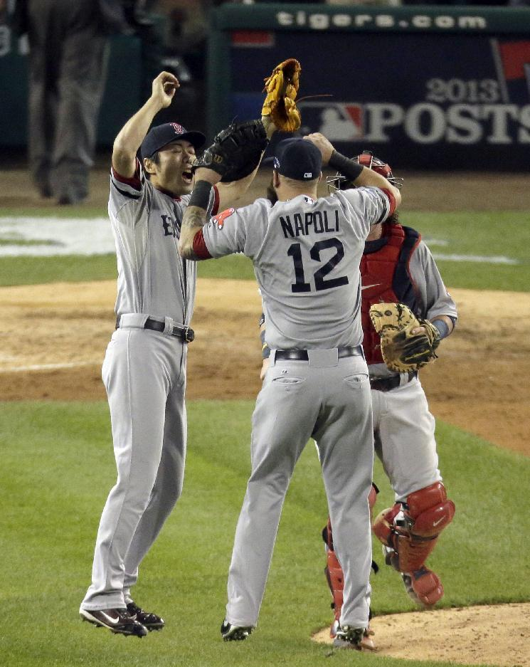 Red Sox lead ALCS after 1-0 win over Tigers