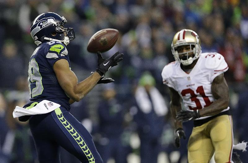 Slights become motivation for Seattle's receivers