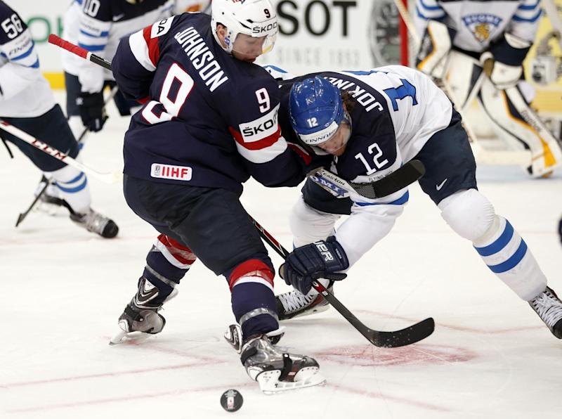 Canada beats Sweden 3-2 in OT at ice hockey worlds