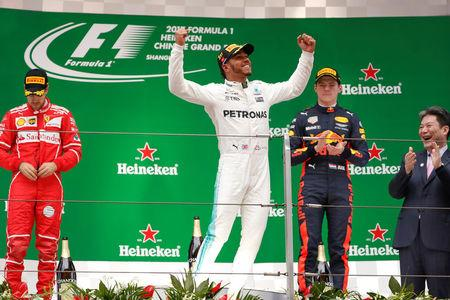 Hamilton buoyed by Ferrari challenge