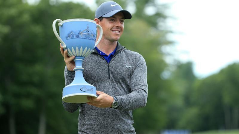 McIlroy overcomes putting woes, wills self to victory