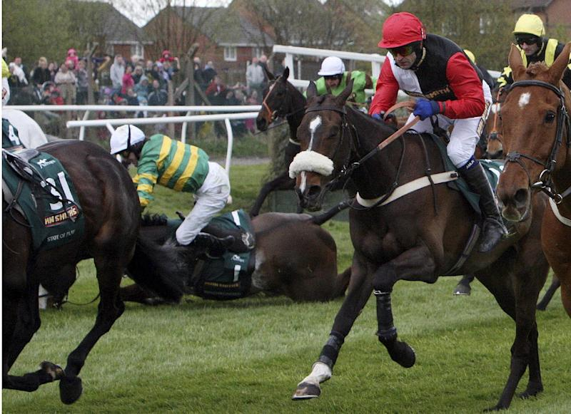 Horse safety back in focus for Aintree Festival