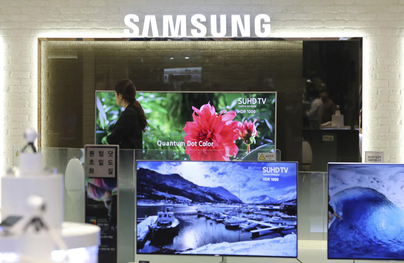 Samsung Announces High Profit Estimates For Q1 2017