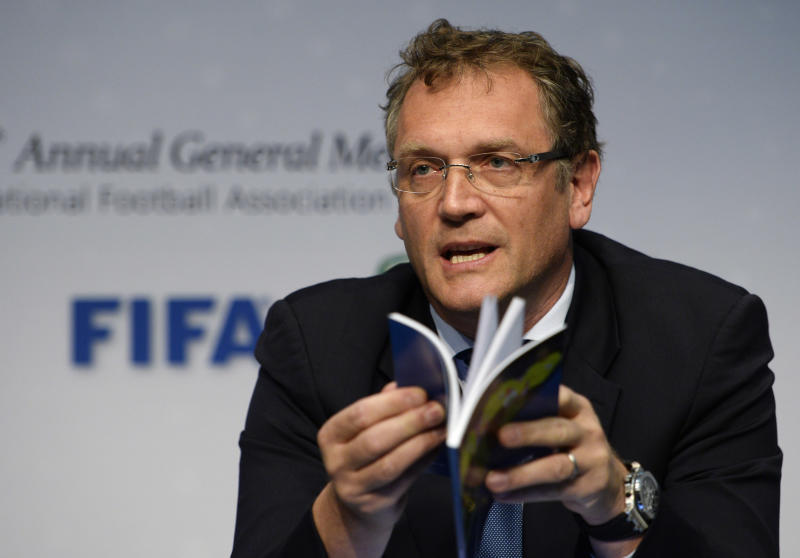 FIFA panel tightens rule on soccer shirt slogans