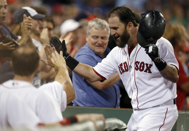 Red Sox slip past Royals again, 2-1