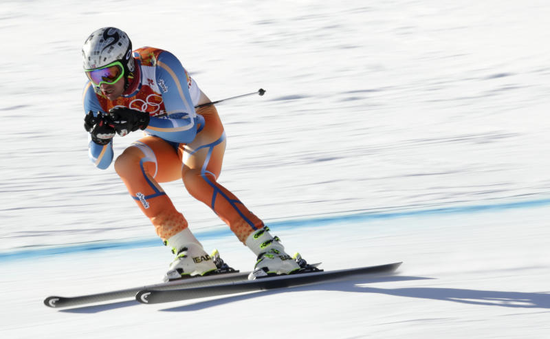 Bib draw for men's Olympic downhill goes awry