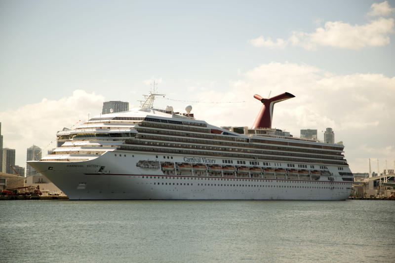 Carnival: Boy, 6, drowns in pool on cruise