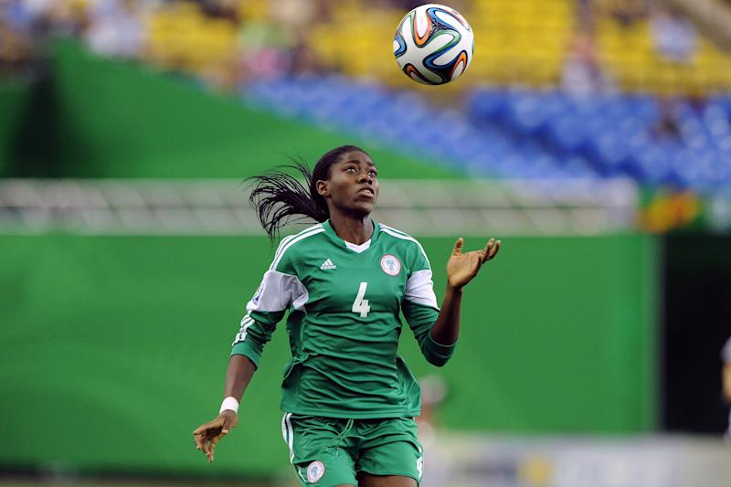Oshoala stars as Falcons hammer Mali 6-0