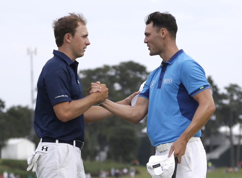 Spieth home at Nelson, where he got PGA confidence