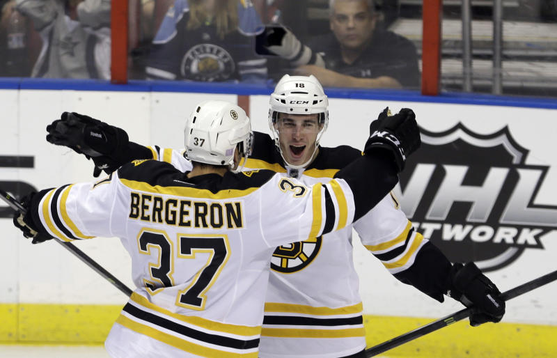 Bruins slip past Panthers for 3-2 victory