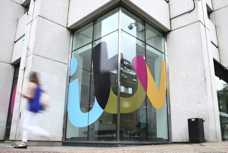 Britain's ITV says Chief Executive Adam Crozier to step down