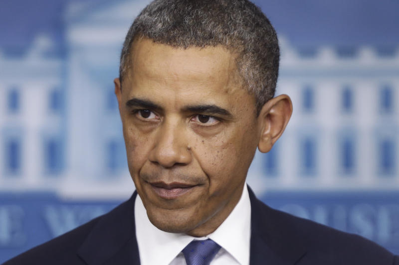 Obama: Congressional leaders may avoid cliff dive