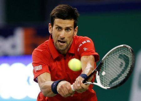 Djokovic starts bid for 4th straight win by beating Muller