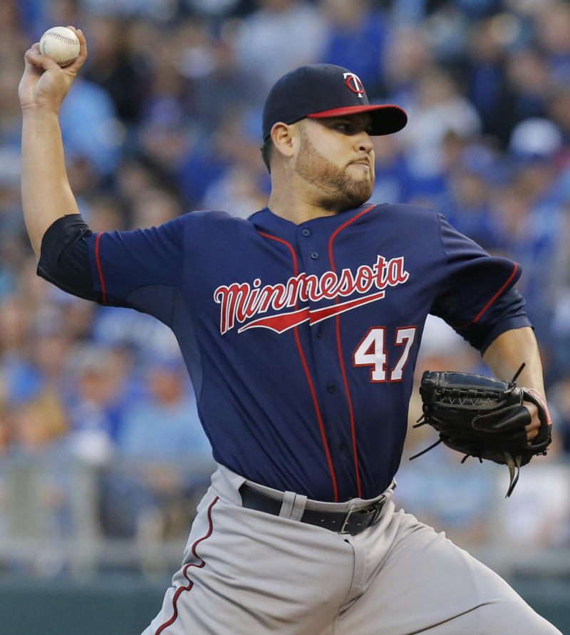 Twins shut down by Vargas in 5-0 loss to Royals
