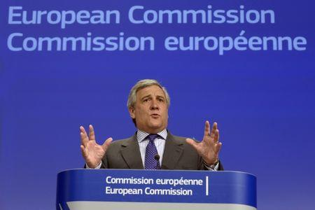 EPP chooses Tajani as candidate for president
