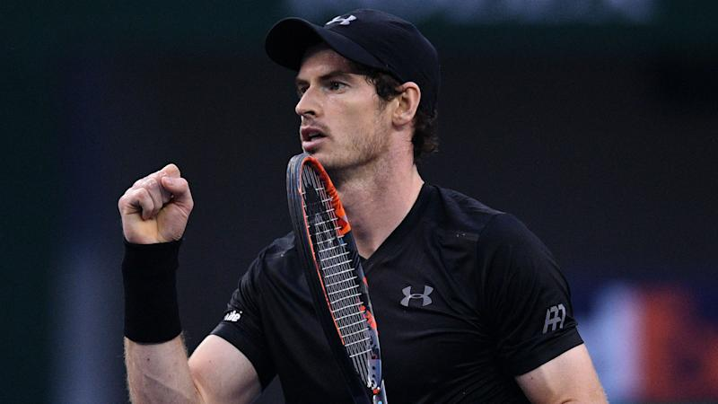 Murray lifts Shanghai title and closes in on number one spot