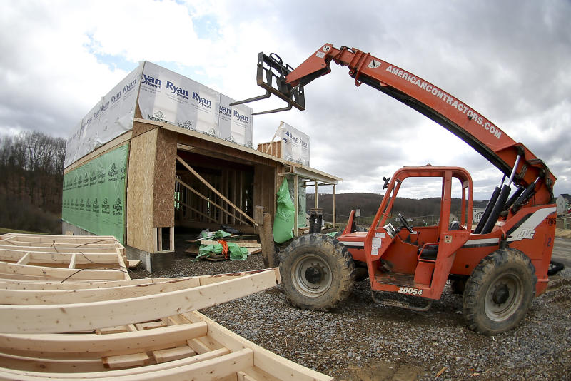 Housing Starts Declined in March