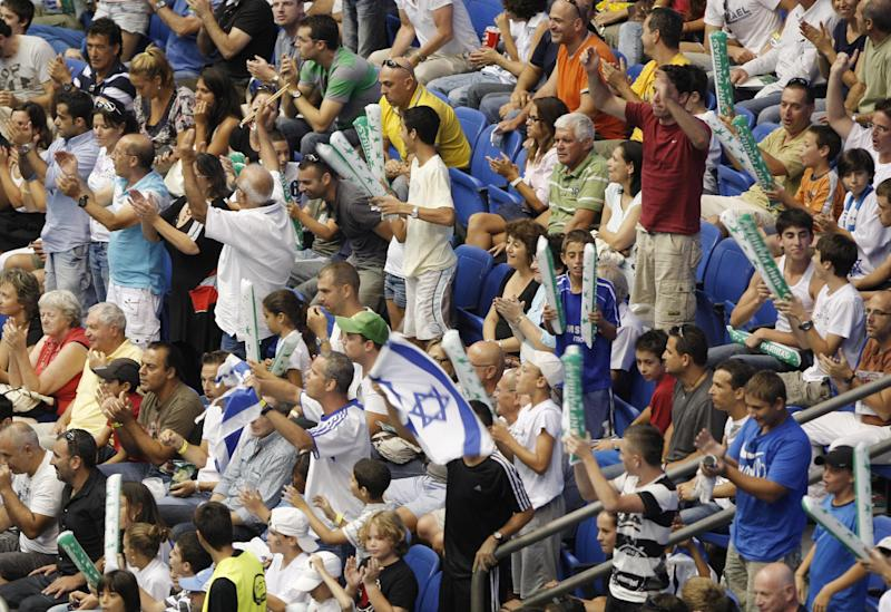 ATP cancels tournament in Israel amid conflict