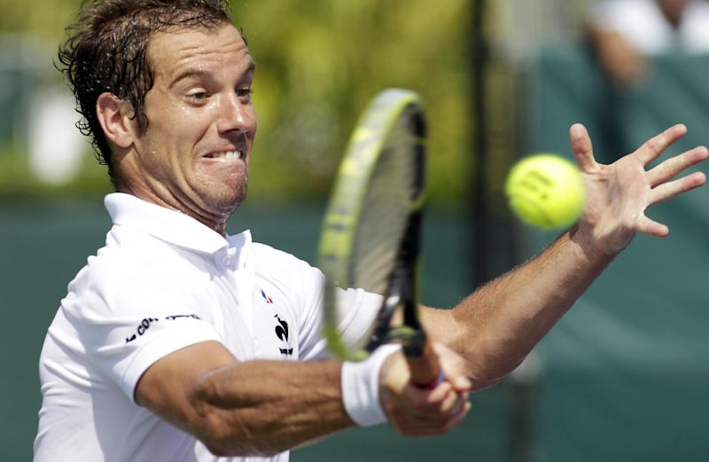 Gasquet, Tsonga to lead France against Germany