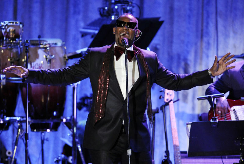 'Trapped' on Broadway? R. Kelly is working on it