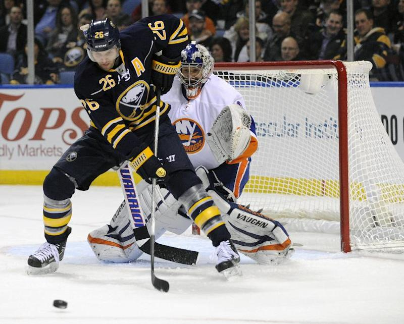 Source: Sabres pick up part of Vanek's salary