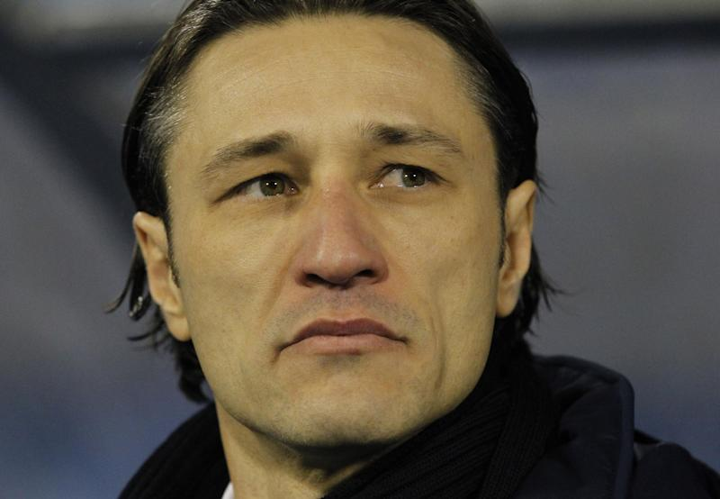 Croatia coach Kovac: Little experience, high hopes
