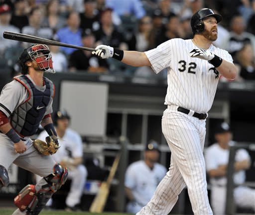 Dunn homers as White Sox beat Lester, Red Sox 6-4