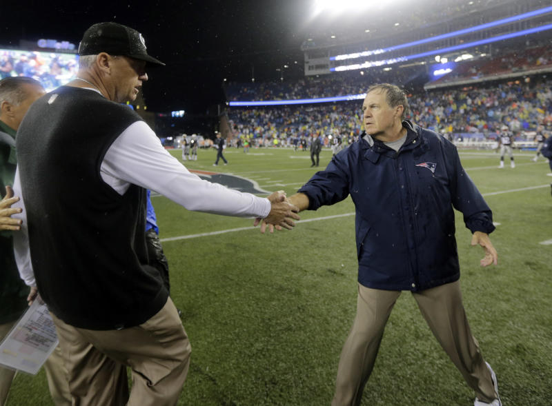 Unbeaten Pats hope to pick up offense against Bucs