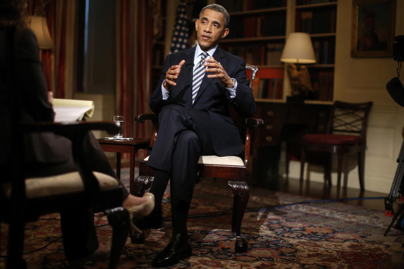 Obama: Iran 'year or more' from getting bomb