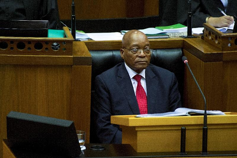 South Africa's scandal-plagued Zuma to face ANC integrity panel